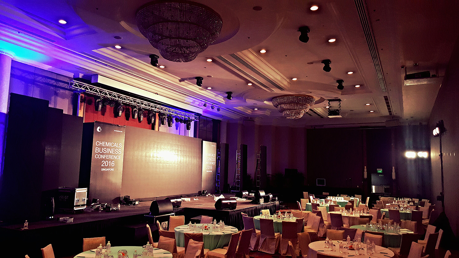 Event LED Video