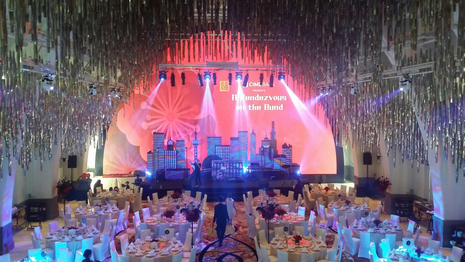 Event Lightings and Audio Systems