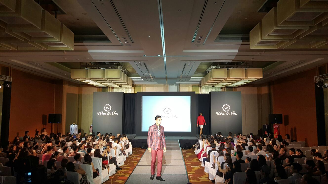 Wes & Co Fashion Show