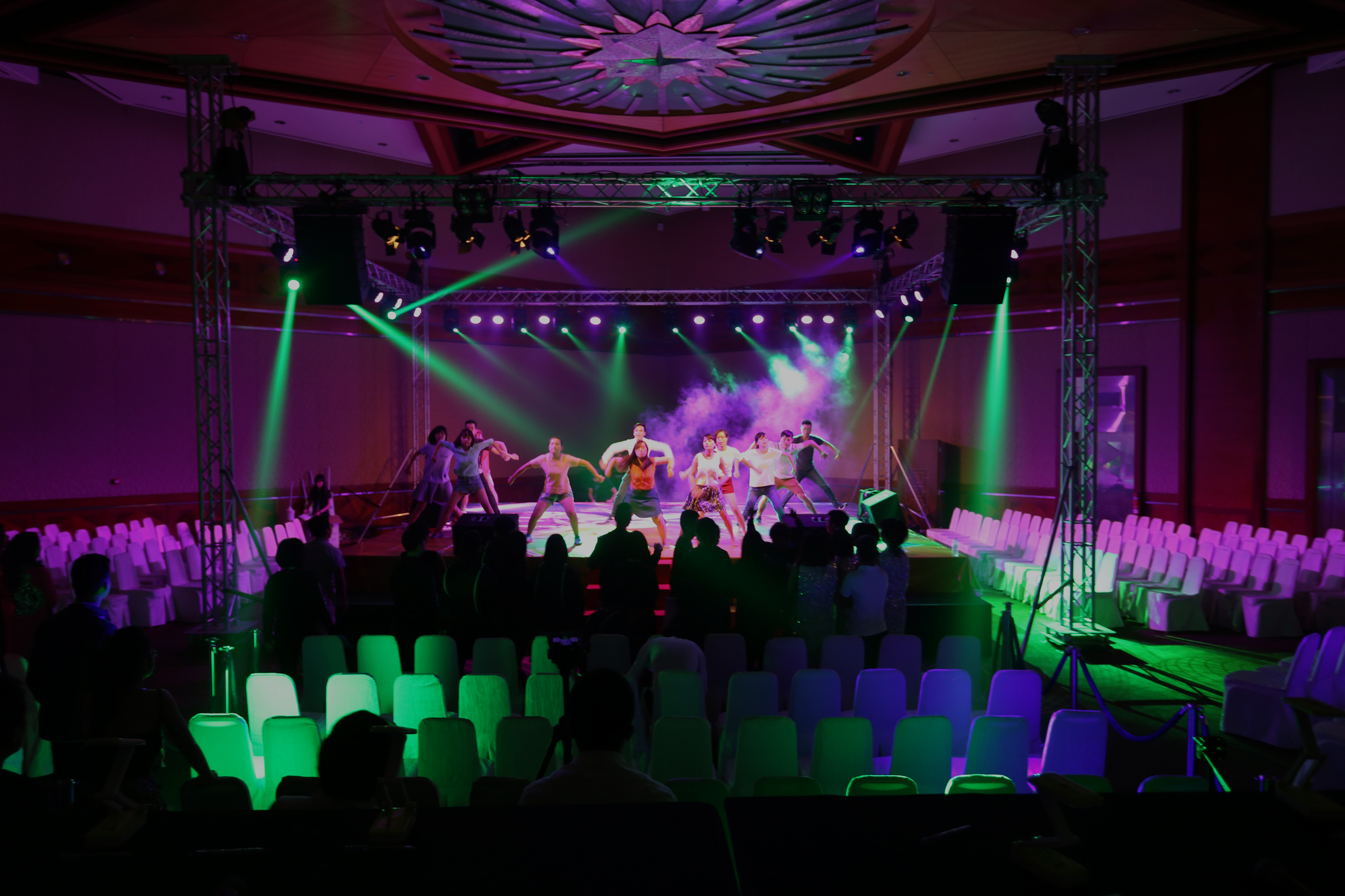 Truss and Lighting System
